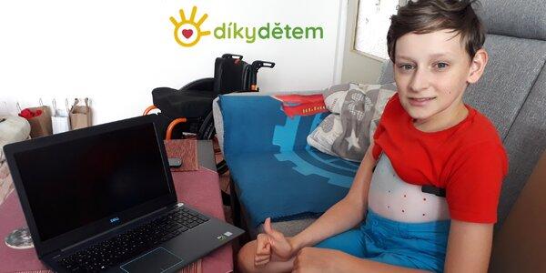 Příspěvek pro děti s autismem a v onkologické léčbě