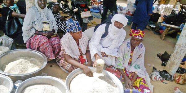 Pomozte s ADRA ČR samoživitelkám a rodinám v Mali