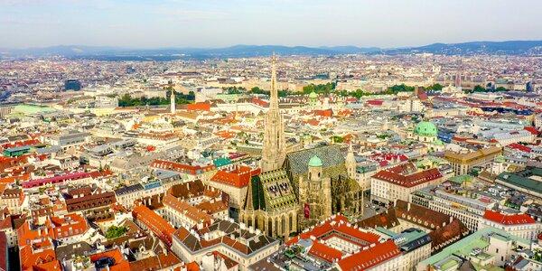 Do Vídně nejen za výhodnými nákupy v Primarku