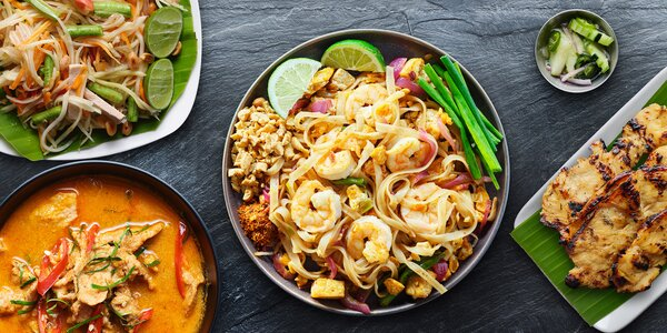 Ramen, phở bò nebo Tom Yum. Vyznáte se v asijských jídlech?