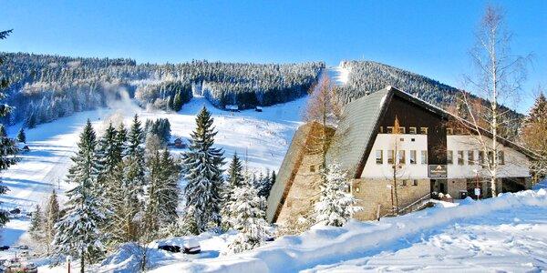 Zima v Harrachově: polopenze a relax