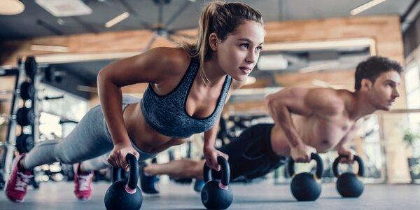 1, 5 nebo 10 lekcí s fitness trenérem i tělesná diagnostika