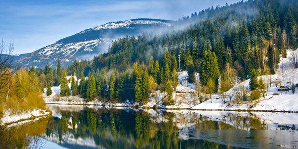 Pobyt ve Špindlu s polopenzí, termíny vč. zimy