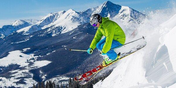 3 dny lyžování v Civettě: doprava, polopenze, skipas
