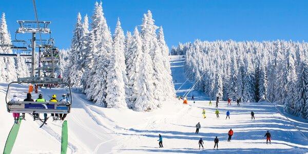 Jednodenní výlet busem za lyžováním na Klínovci