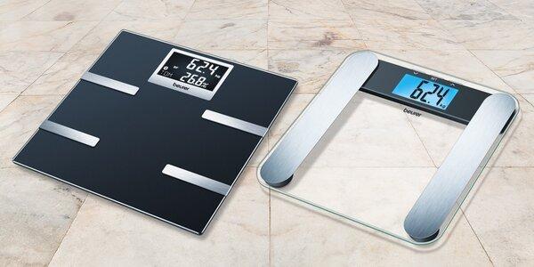 Osobní diagnostické váhy Beurer s mobilní aplikací