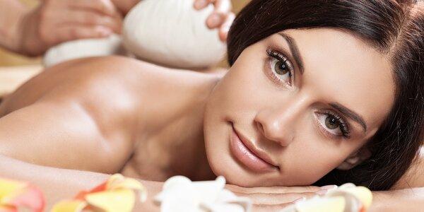 Císařská thajská masáž pro náročné v salonu Elite
