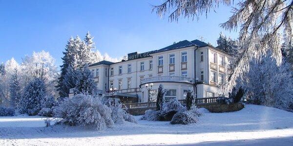 4* Vánoce v Parkhotelu Golf u Mariánských lázní