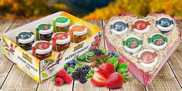 6 nebo 24 pečených čajů z ovoce a bylinek