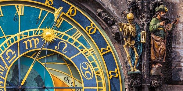 Venkovní šifrovací hra v okolí Pražského orloje pro 2–5