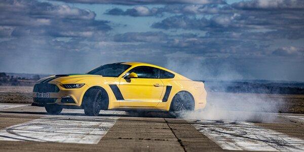 Upravený Ford Roush Mustang: až 60 min. za volantem