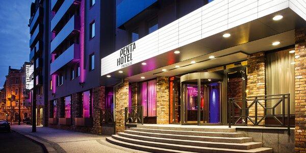 Moderní hotel v pražském Karlíně se stravou