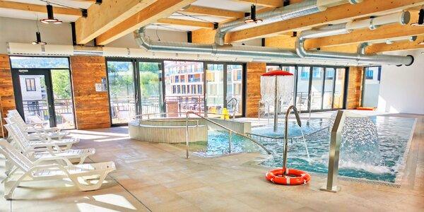 Nový resort u Baltu s wellness a polopenzí