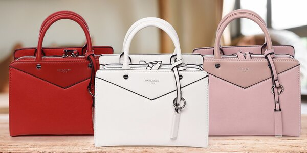 Elegantní dámské kabelky do ruky i přes rameno