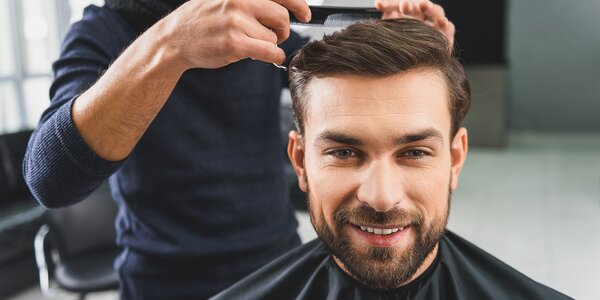 Péče v barbershopu: vlasy, vousy i full servis