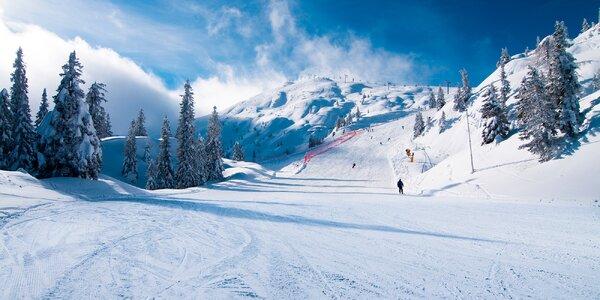 Lyžařský zájezd do Dolomit s ubytováním a skipasem