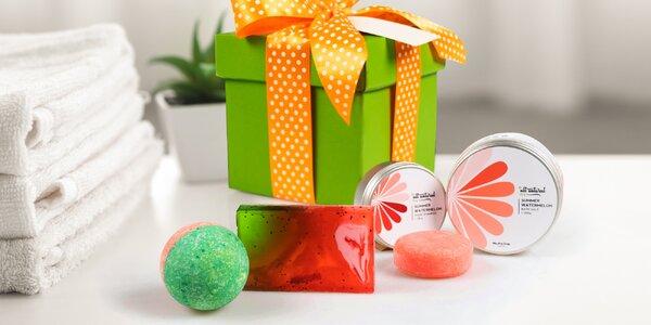 Kosmetický balíček s vůní letního melounu