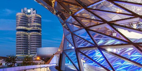 Výlet do Mnichova: návštěva BMW Musea i Olympiaparku