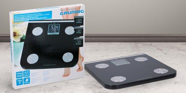 Diagnostická osobní váha Grundig s velkým displejem