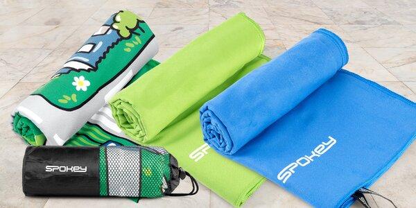 Rychleschnoucí ručníky: 5 vzorů ve 4 velikostech