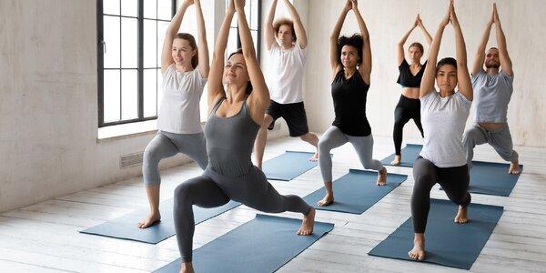 Lekce jógy pro děti i dospělé: 1 vstup či permanentka