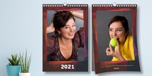 Nástěnný fotokalendář formátu A3