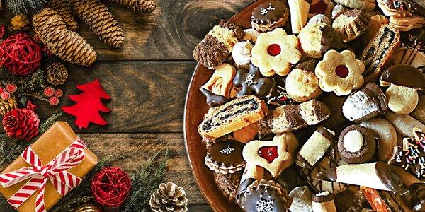 250 g nebo 1 kg vánočního cukroví ze Šiklova mlýna