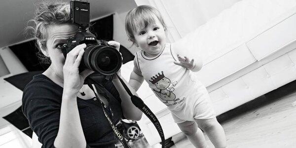 3hod. online kurzy focení s profesionální fotografkou