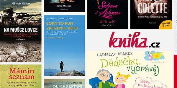 Knihy od Mladé fronty za super ceny
