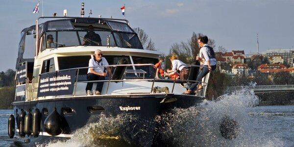 Kapitánem na zkoušku na luxusní jachtě