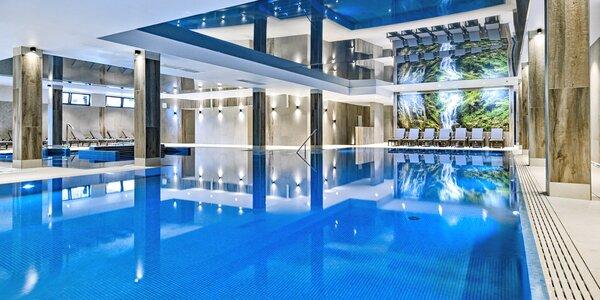 Nový 5* resort v polských Krkonoších s wellness