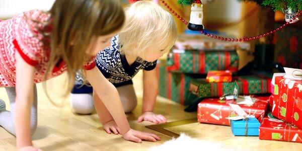 Přispějte na vánoční dárky pro děti samoživitelů