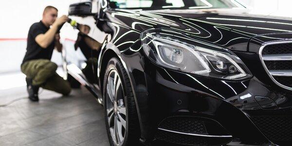 Car detailing vozu: ruční mytí i keramický povlak