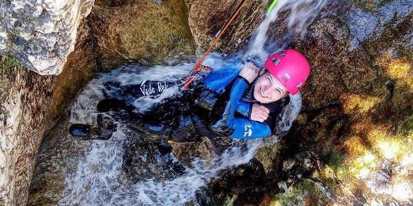 Canyoning v Rakousku: 2denní akce pro začátečníky