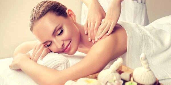 Kompletní regenerace: masáž celého těla i obličeje