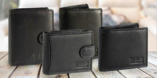 Pánské peněženky z pravé buvolí kůže: 13 variant
