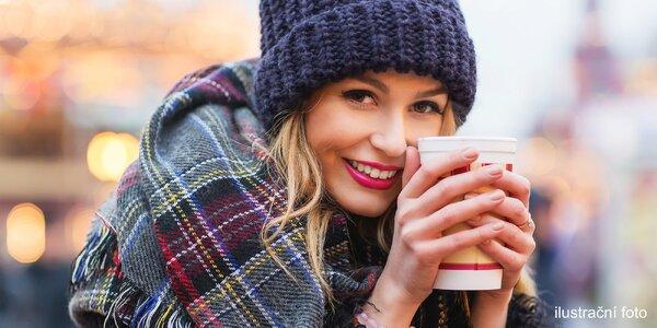 Zahřátí do kelímku: káva, svařák či polévky