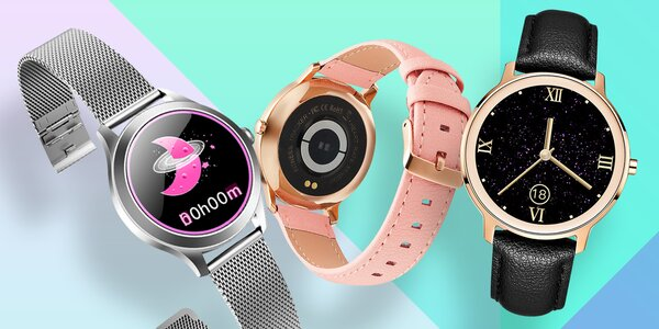 Chytré a elegantní hodinky Deveroux pro dámy