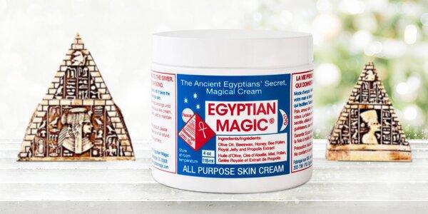 Blahodárný přírodní krém Egyptský zázrak