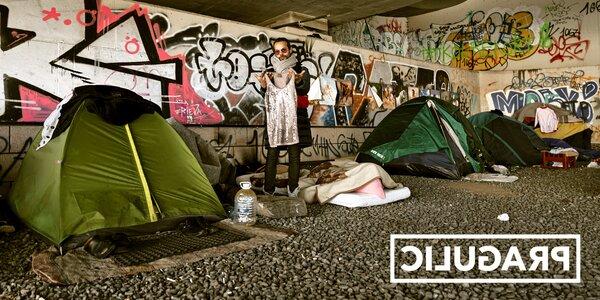 Pragulic: procházka Prahou s lidmi bez domova