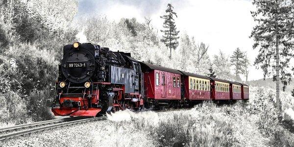 Jednodenní výlet parním vlakem na hrad Oybin