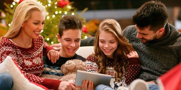 Online hra Vánoční šifrovačka pro 2–5 hráčů