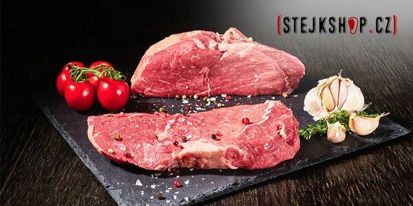 Otevřený voucher na nákup masa ve Stejkshop.cz