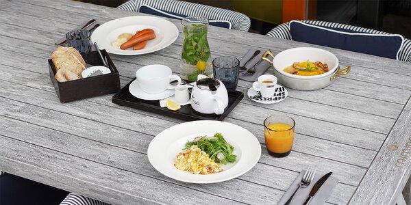 Víkendová snídaně v Miminoo a Žižkovská věž