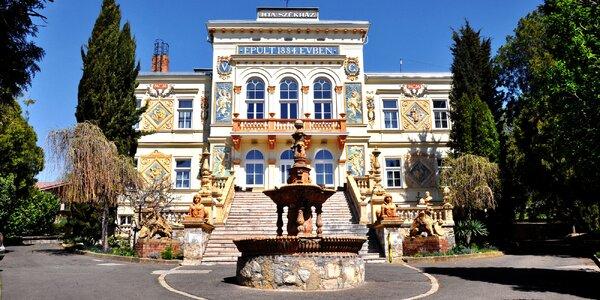 Dvoudenní zájezd do Maďarska: Pécs a lázně Harkány
