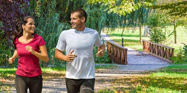 Cvičení na čerstvém vzduchu: 1–6 skupinových lekcí