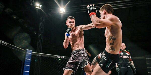 Privátní trénink MMA s bijcem Andrejem Kalašnikem