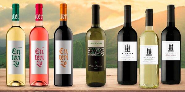 Připijte si: víno z Itálie, Španělska i Chile