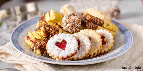 Vánoční cukroví: domácí, francouzské i bez lepku