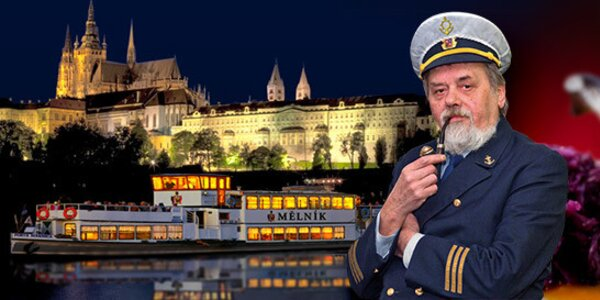 Plavba po Vltavě se Svatomartinským menu a vínem